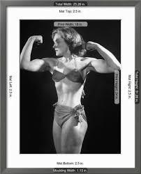 Joan Rhodes, British Strong Girl' Premium Photographic Print | Art.com