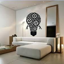 mens bedroom wall decor wall decal decor decals art cogwheel light chandelier men design mural bedroom on wall art mens with mens bedroom wall decor wall decal decor decals art cogwheel light