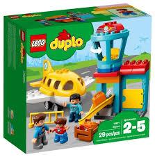 <b>Конструктор LEGO DUPLO</b> 10871 Аэропорт — купить по ...