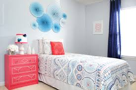 kids bedroom for girls blue. Coral Blue Girl Bedroom Kids For Girls
