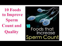 All Problems Solutions 10 Foods That Increase Your Sperm Count