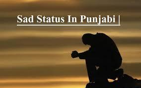 sad status in punjabi new sad punjabi status