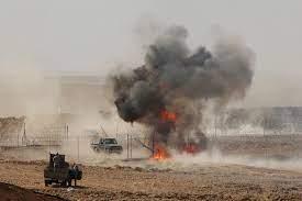 وزارة دفاع السعودية توضح طبيعة انفجار خارج مدينة الخرج - RT Arabic