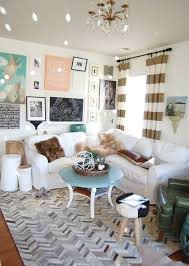 full size of living room how to soften a cowhide rug living room with black