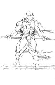 Donatello Tmnt By Clay Patterson On