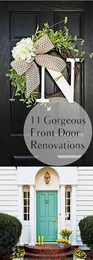 initial wreaths for front doorBest 25 Front door initial ideas on Pinterest  Letter wreath
