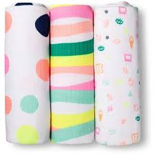Swaddle Blankets Target Enchanting Oh Joy 32pk Muslin Swaddle Blanket Dots Target Liked On