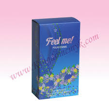 Paper Flower Perfume Mask Series Fancy Flower Paper Box From China Manufacturer Wenzhou