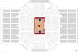 University Of Dayton Arena Dayton Seating Guide