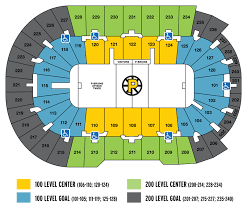 Seating Chart Comcast Center Mansfield Ma Seating Map Providence Bruins
