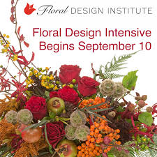 Floral Design Institute Begin A Rewarding Career And Do Something You Love With