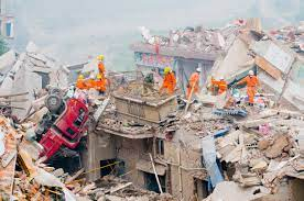 China Uses Drones for Earthquake Search ...