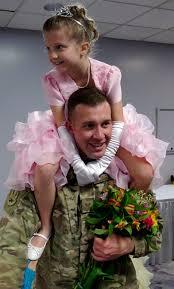 Air Force Sergeant Adam Hicks Makes Surprise Return for his Children