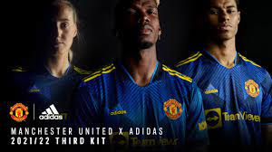 Made To Turn Heads | The New Manchester United Third Kit - YouTube