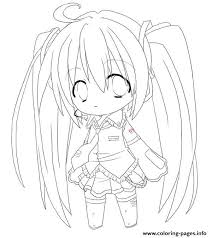 Small Picture chibi anime girl s to print 6204 Coloring pages Printable