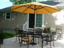 accessories for patio table with umbrella