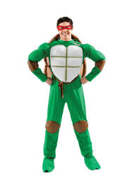 ninja turtles costumes for men.  Men Sentinel Adult Mens Teenage Mutant Ninja Turtle Fancy Dress Costume  Superhero  4 Masks On Turtles Costumes For Men L