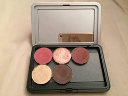 fyi the new mufe blush contour highlighter cases are 2 and are excellent magnetic palettes with a mirror