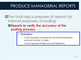 the general ledger of a business general ledger and reporting system ppt video online download