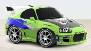toyota supra fast and furious green. toyota supra fast and furious green a