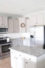 Budget Friendly Modern Farmhouse Kitchen Update