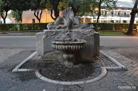 Можно ли пить воду из под крана в Риме Культурный туризм фонтанчик питьевой фонтанчик Рим вилла Боргезе парк Боргезе красивый фонтанчик