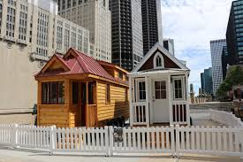 tiny house chicago. Photo Courtesy Of Thousand Trails/Encore Tiny House Chicago A