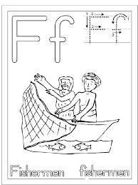Small Picture Coloring Pages Of Fishing Man Coloring Home