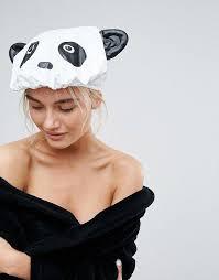 <b>NPW Panda</b> Shower Cap | Shower cap, <b>Panda</b> gifts, Birthday woman