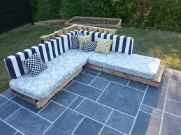 Patio From Pallets Cushions For Pallet Patio Furniture Styles Pixelmaricom