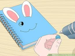 image titled decorate. Perfect Titled Image Titled Decorate Your Notebook Step 18 Throughout Titled L