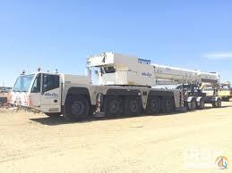 Sold 2011 Terex Demag Ac200 1 All Terrain Crane Crane For In