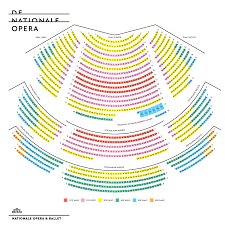 Seating Chart Dutch National Opera Ballet
