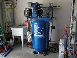 aftercooled compressor