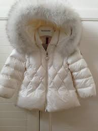 Moncler baby girls authentic coat. This seasons 12 to 18 m. £150