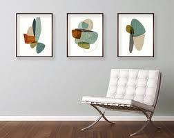 modern art furniture. Modern Art Furniture. Mid Century Art, Print Set, Contemporary Abstract Furniture