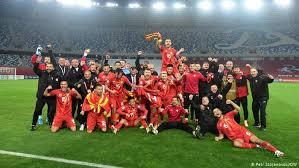 Ansonsten, also normalerweise, wird kein artikel verwendet. Em Debutant Nordmazedonien Will Nach Oben Sport Dw 07 06 2021