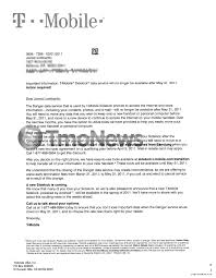 T Mobile Sidekick Letter Offers 50 Off Samsung Upgrades Or Waived