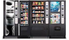 Vending Machines Investment