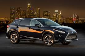 Lexus Drops Base Price For 2018 RX 450h By More Than $7,000 ...