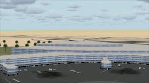 Omaa Charts Abu Dhabi International Airport Scenery For Fsx