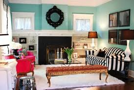 Rustic Eclectic Decor Home Design Inside Living Room