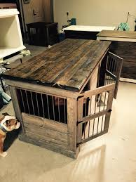 dog crates as furniture. Dog Crates Furniture Awesome Handcrafted Kennel And Crate Custom Wooden As