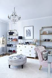 how to decorate office. How To Decorate Your Home Office Space With Parisian Style And Old Hollywood Glamour