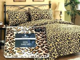 leopard print bedding leopard bed set leopard print bedding sets about remodel simple small home decor