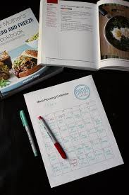 monthly planning guide how to meal plan for a whole month good cheap eats