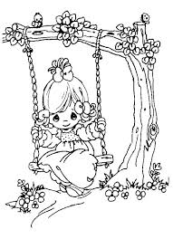 Precious Moment Coloring Book Free Wedding Coloring Pages To Print