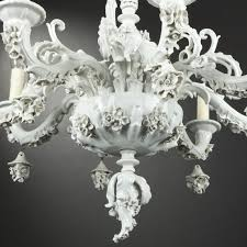 capodimonte porcelain chandelier designs