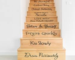 Small Picture Stair decals Etsy