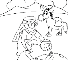 The Good Samaritan Coloring Page Good Story From Coloring Page Free